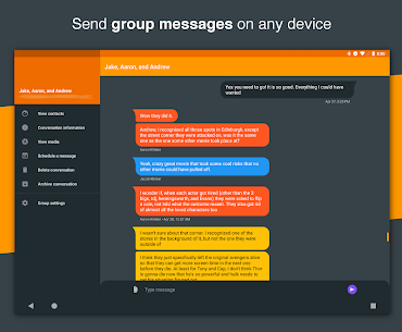 Pulse SMS (Phone/Tablet/Web) MOD APK 5.5.0.2841 (Subscribed) 11