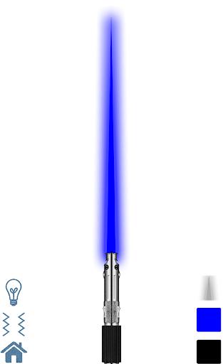Laser saber simulator apkmr screenshots 3
