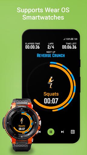 Exercise Timer apktram screenshots 10