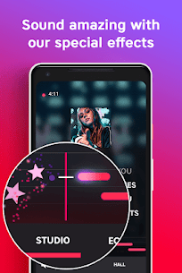 The Voice – Sing Karaoke MOD APK (Unlocked All) 3