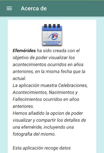 Efemu00e9rides 1.4 Screenshots 6