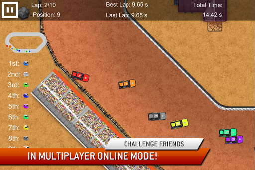 Dirt Racing Sprint Car Game 2 2.6.1 screenshots 8