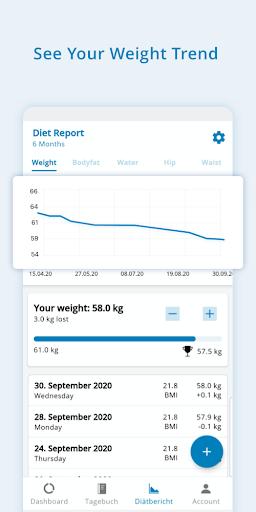 Calorie Counter - Fddb Extender 4.1.7-gms Screenshots 4