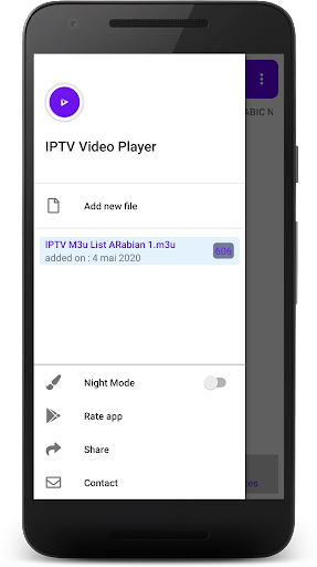 Foto do Stream IPTV Player & Parser – M3U Player