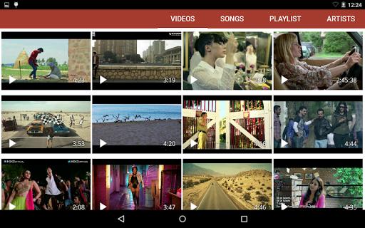 Music Player - Mp4 & MP3 Player, Video player apktram screenshots 11