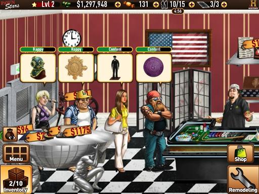 Télécharger Gratuit Pawn Stars: The Game apk mod screenshots 2