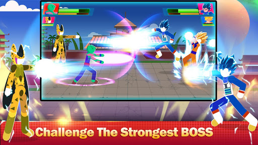 Stickman Attack - Dragon Warriors  screenshots 3