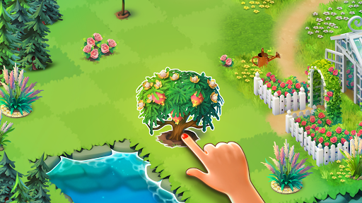 Merge Gardens android2mod screenshots 5
