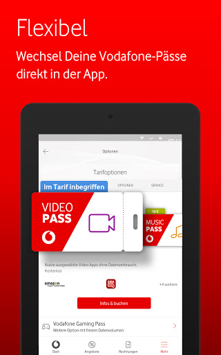 MeinVodafone For PC Windows (7, 8, 10, 10X) & Mac Computer Image Number- 20