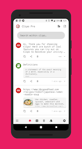 Clipboard Manager : Clipo Pro APK 2