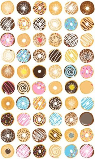 Donut Wallpaper For PC Windows (7, 8, 10, 10X) & Mac Computer Image Number- 11