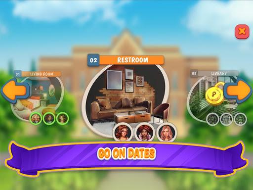 Campus: Date Sim goodtube screenshots 10