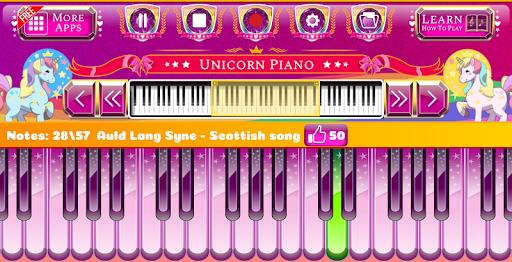 Unicorn Piano 1.1.5 Screenshots 21