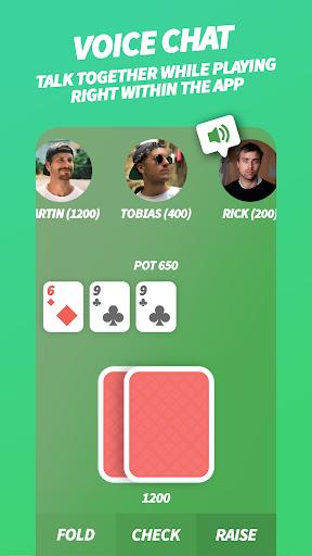 EasyPoker - Poker w/ Friends 1.1.17 screenshots 6