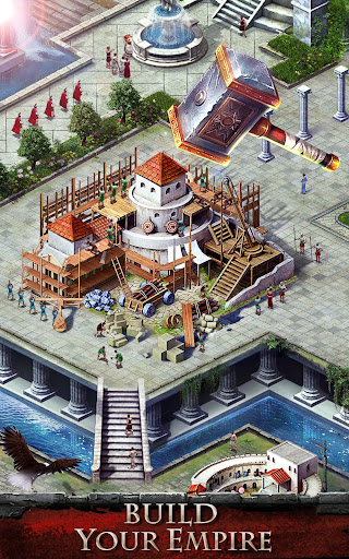 Empire War: Age of hero 10.005 screenshots 9
