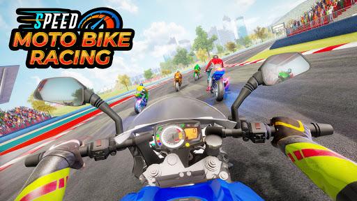 Bike Racing Games: Moto Racing apkdebit screenshots 3