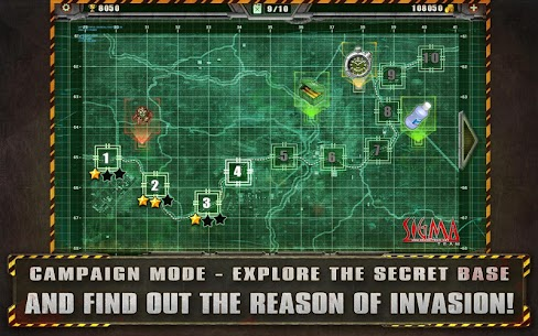 Alien Shooter Free – Isometric Alien Invasion 4