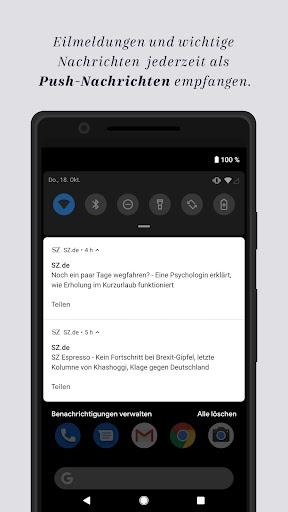 SZ.de - Nachrichten - Süddeutsche Zeitung  screenshots 6