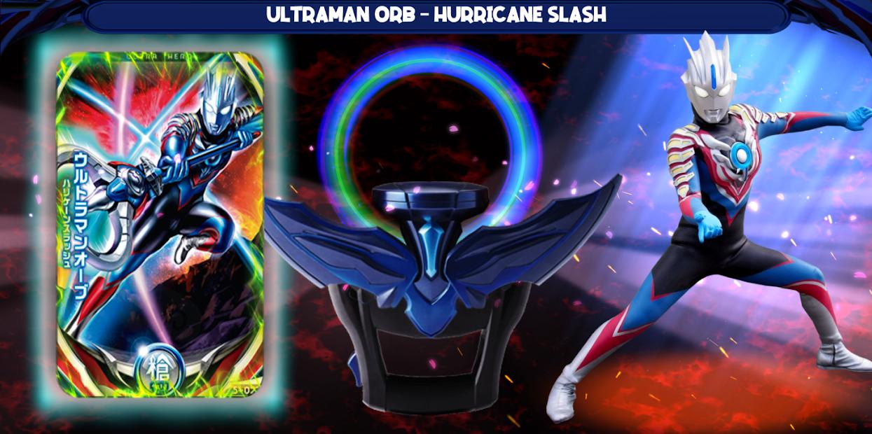DX Orb Dark Ring for Ultraman ORB