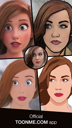ToonMe - TOONME.COM Cartoon yourself photo editor modavailable screenshots 1