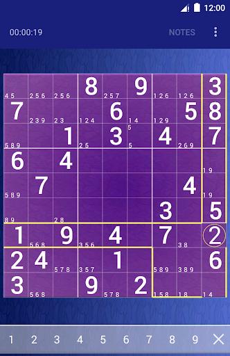 Sudoku (Oh no! Another one!) screenshots 2