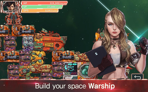 COSMIC WARS : THE GALACTIC BATTLE 1.1.50 screenshots 9