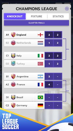 Top League Soccer  screenshots 7
