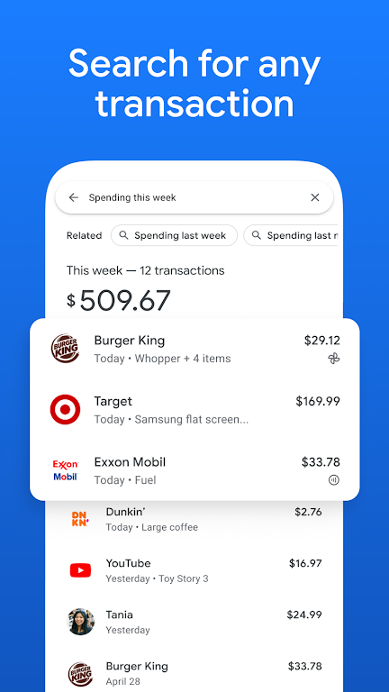 Google Pay: A safe & helpful way to manage money poster 7