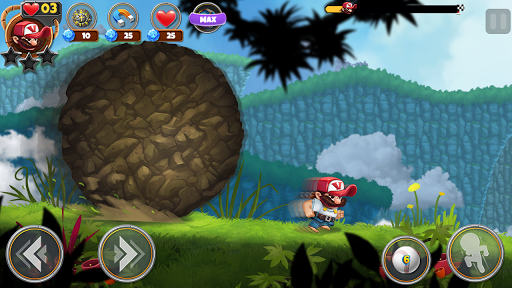 Super Jungle Jump apkdebit screenshots 2