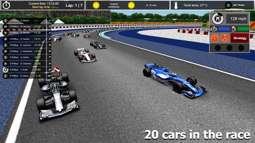 Race Master MANAGER 1.1 screenshots 3