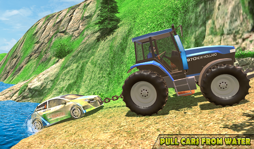 Tractor Pull Simulator Drive: Tractor Game 2020 1.14 screenshots 4