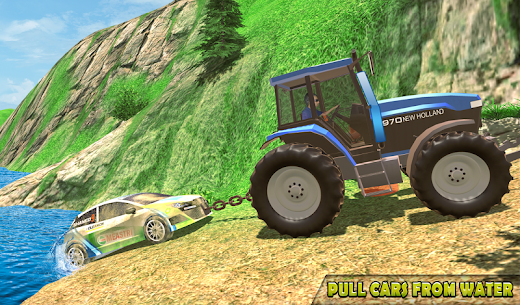 Tractor Pull Simulator Drive: Tractor Game 2020 4