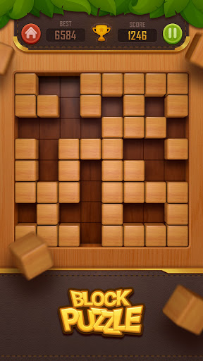 Wood Block Puzzle - 3D 3.0 screenshots 4