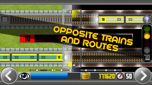 Subway Simulator 2D - city metro train driving sim apkpoly screenshots 6