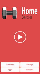 Dumbbells Home Exercises