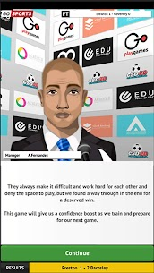 Club Soccer Director 2021 – Soccer Club Manager (Unlimited Money) 8