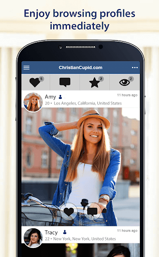 ChristianCupid - Christian Dating App 3.2.0.2662 Screenshots 2
