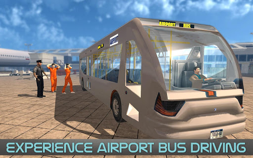 airport bus prison transport screenshot 3