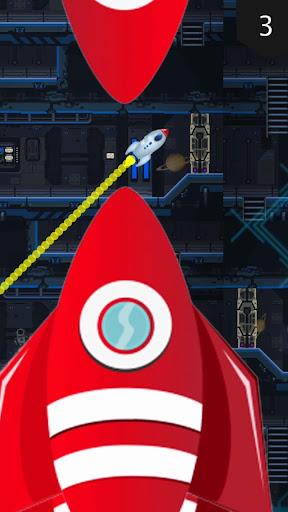 rocket craze - journey to mars screenshot 1