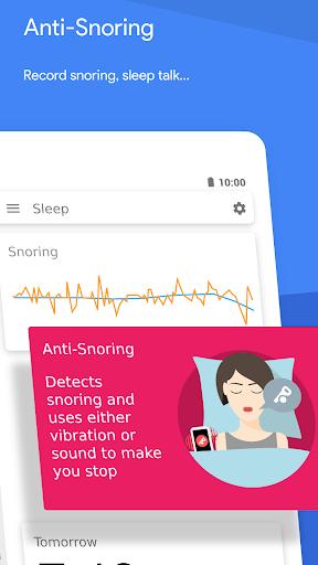 sleep as android 💤 sleep cycle smart alarm screenshot 3