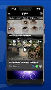 Mynet Haber – Son Dakika Haber Canlı Android Full Apk İndir 4