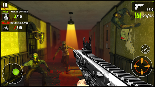 Zombies : Grand Zombie Shooter - Walking Zombie 1.0.3 de.gamequotes.net 3