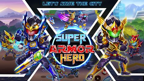 Superhero Armor: City War Premiumのおすすめ画像2