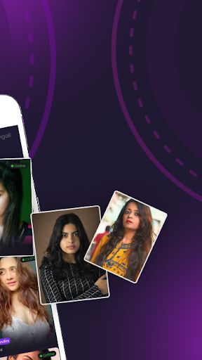 WeLive: Live Video Chat & Make Friends android2mod screenshots 2