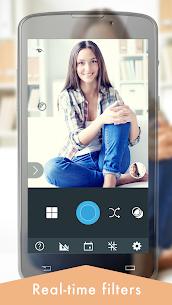 KVAD Camera + v1.10.1 MOD APK – best selfie app, cute selfie, Grids 1