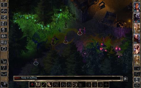 Baldur's Gate II - Screenshot 6