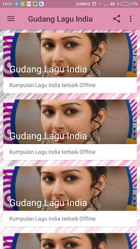 gudang lagu mp3 : lagu india offline terlengkap screenshot 2