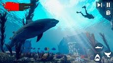ラフト 生存 怒った 鮫 - 攻撃 ゲームのおすすめ画像2