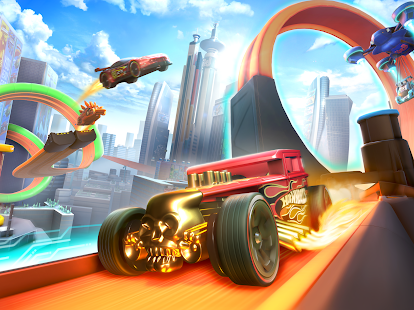 Hot Wheels® id Screenshot