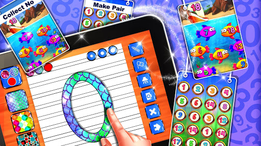 123 numbers : kids learning counting & tracing screenshot 3